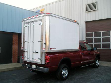 Truck Bodies & Parts